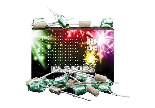 Weco Feuerwerk Blinkies (24st)
