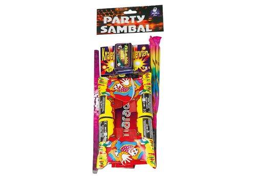 Lesli Vuurwerk Party Sambal (Pakket)