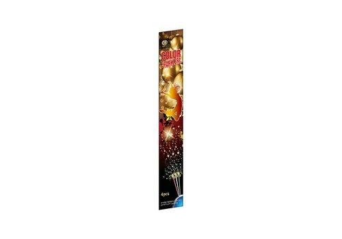 Broekhoff Vuurwerk Color Sparklers 30 cm (5st)