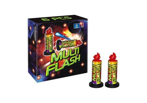 Broekhoff Vuurwerk Multi Flash (6st)