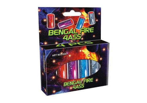 Broekhoff Vuurwerk Bengal Fire 4ASS