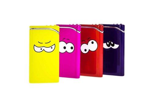 Cartoon Eyes Pocket Lighter