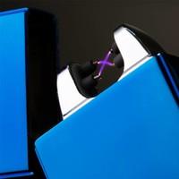 The Bulldog Plazmatic Lighter - Blue