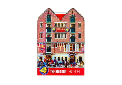 The Bulldog Amsterdam The Bulldog Magneet The Hotel