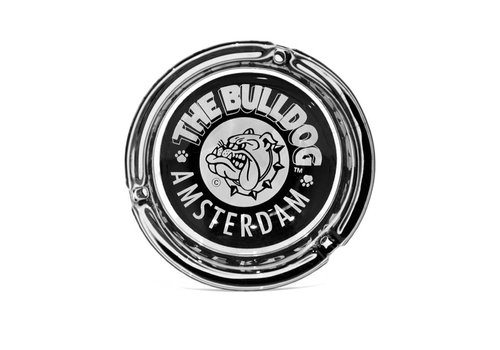The Bulldog Amsterdam The Bulldog Glass Ashtray