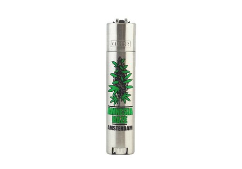 Clipper Clipper Metal Amnesia Haze Aansteker