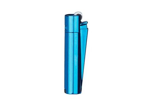 Clipper Clipper Metal Blue Ice Aansteker