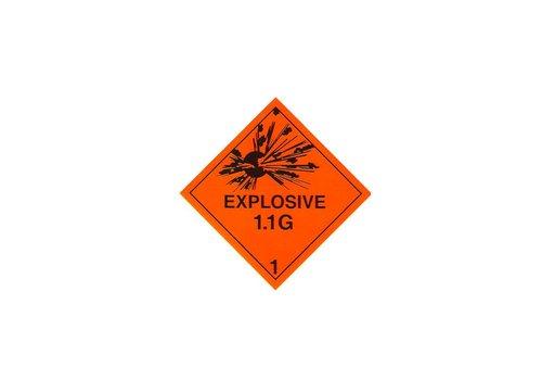 1.1 G Explosive (groot)
