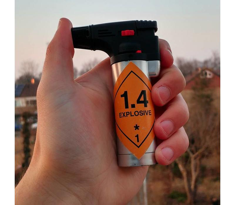 1.4 G Explosive (small)
