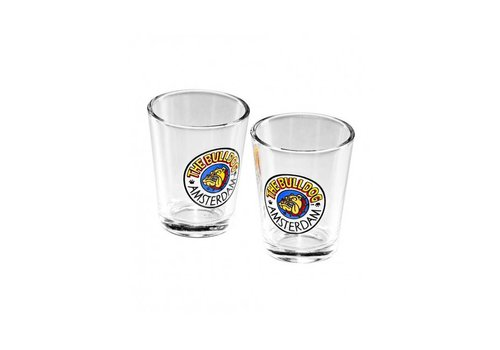 The Bulldog Amsterdam The Bulldog Shot Glass (2 pcs)