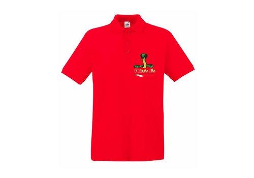 Di Blasio Elio Di Blasio Elio Rood Polo T-shirt