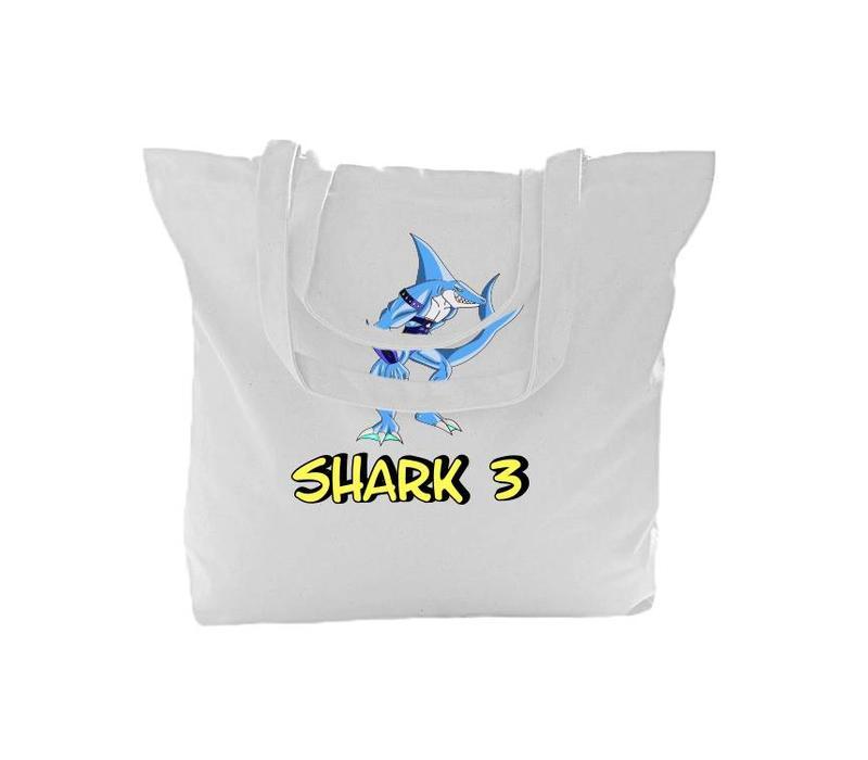 Shark 3 Cotton Bag