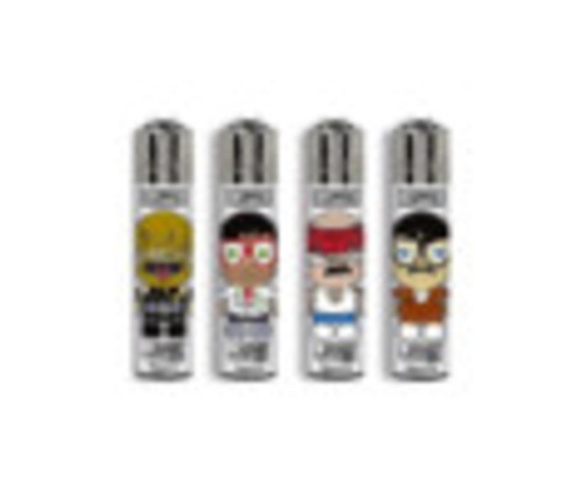 Clipper Emoticons Lighter