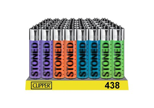 Clipper Clipper Stoned Aansteker