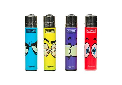 Clipper Clipper Crazy Eyes Aansteker