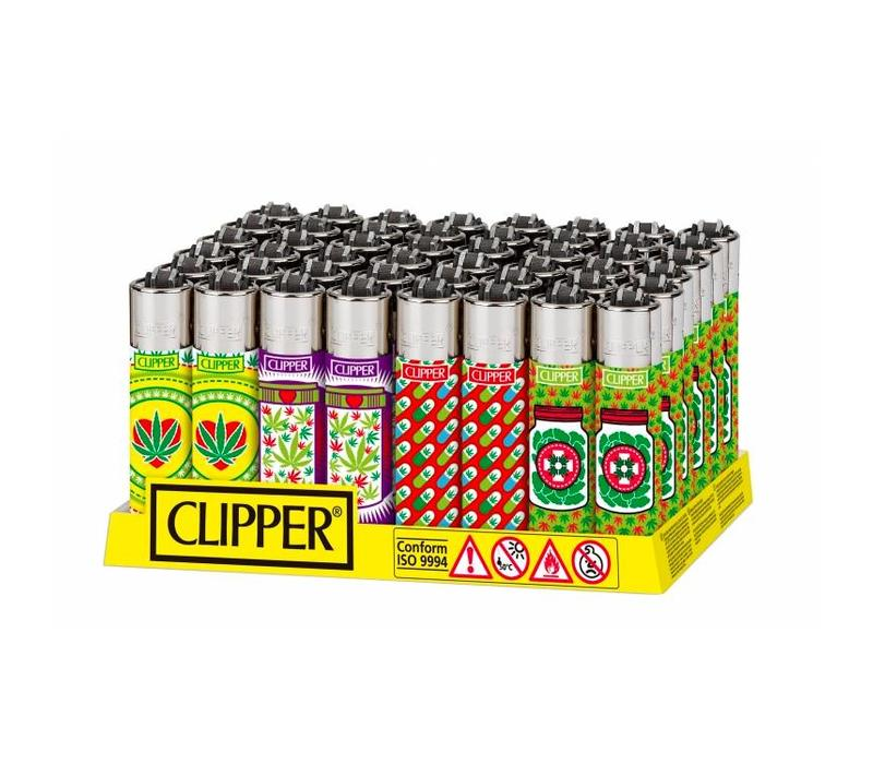 Clipper Happy Weeds Aansteker