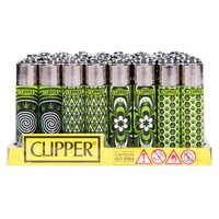 Clipper Weed Pattern Aansteker