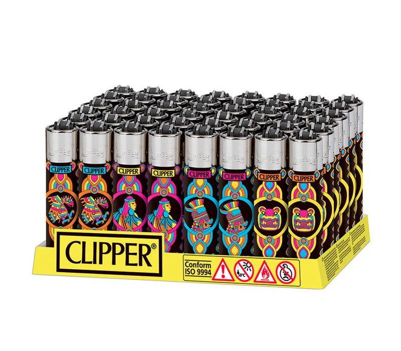 Clipper Mexico K456 Lighter