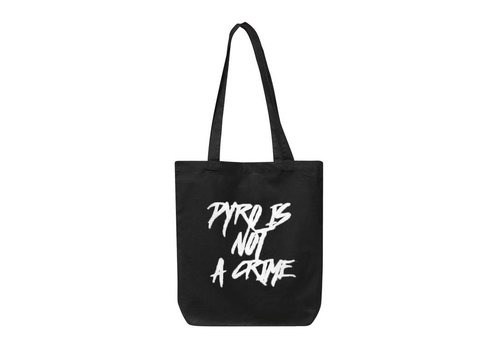 Barium Pyro Is Not A Crime Cotton Bag