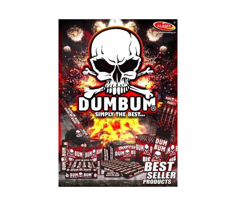 Dum Bum Poster (1st)