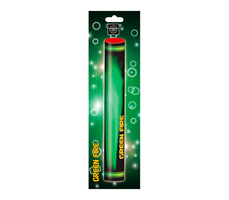 Bengal Fire Flare Green