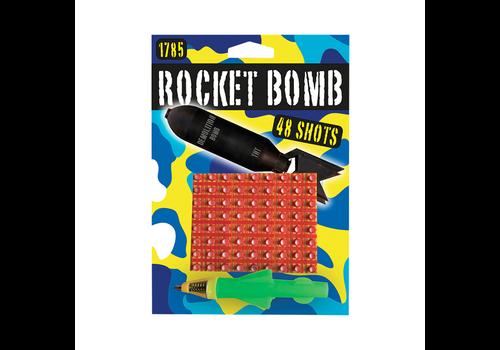 Weco Feuerwerk Rocket Bomb (48st)