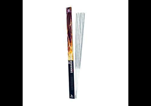 Lesli Vuurwerk XXL Smaragd Sterretjes 70cm (6st)