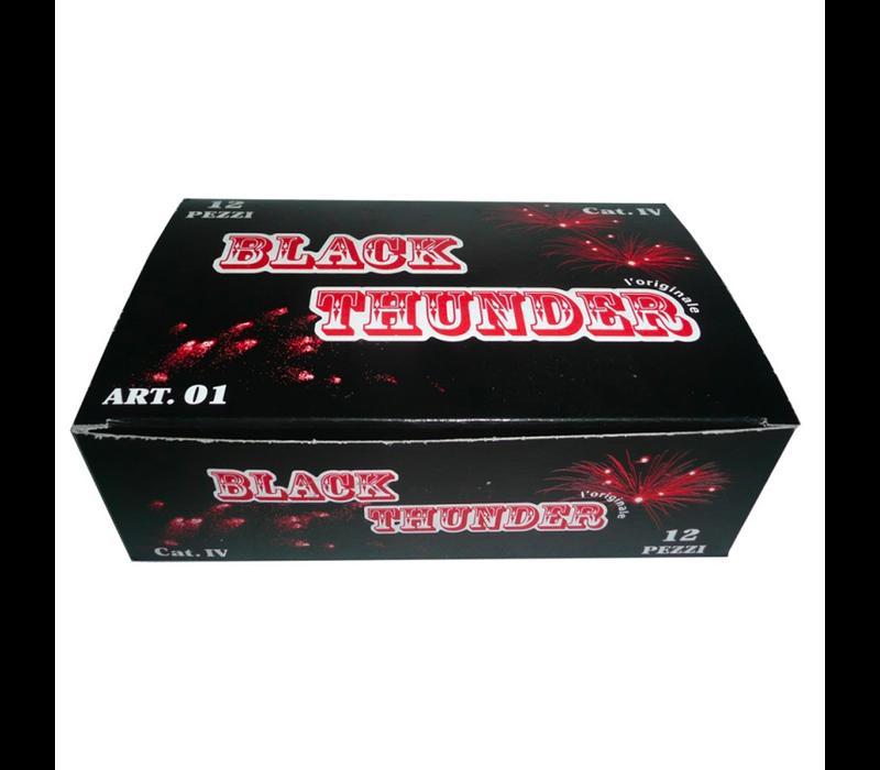 Black Thunder Dummy (1pc)