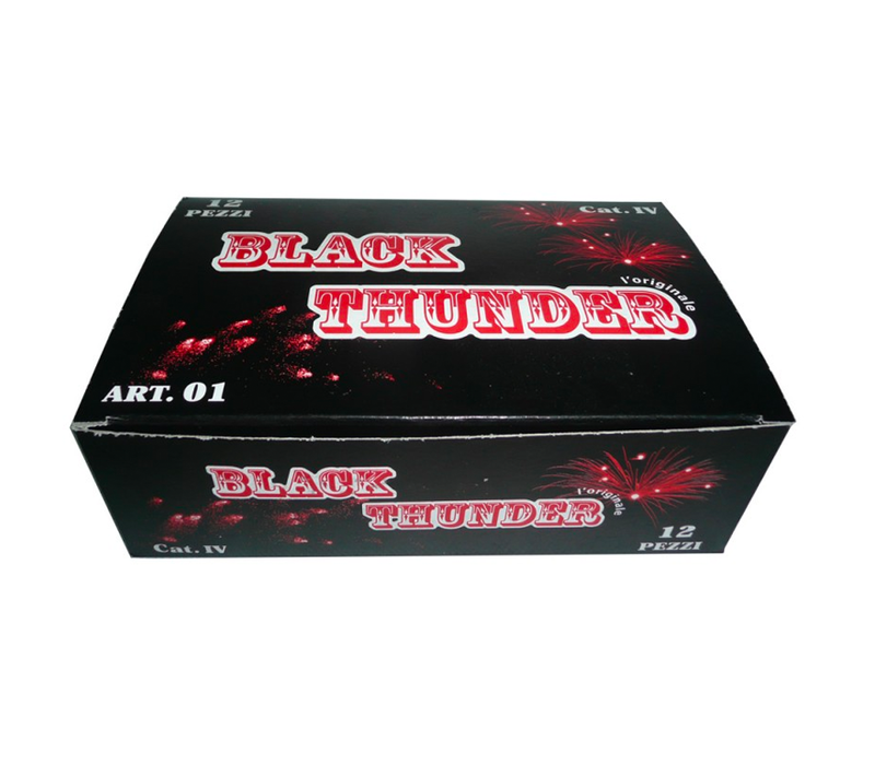 Black Thunder Dummy (1st)