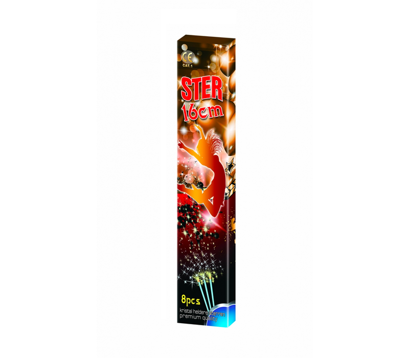 Sparklers 16cm (8pcs)