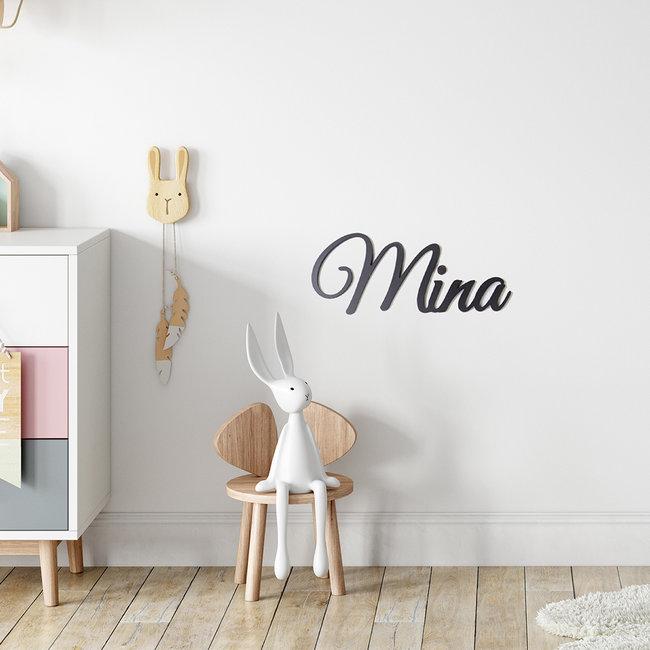"World of Mina Houten naam / ""Great vibes"""
