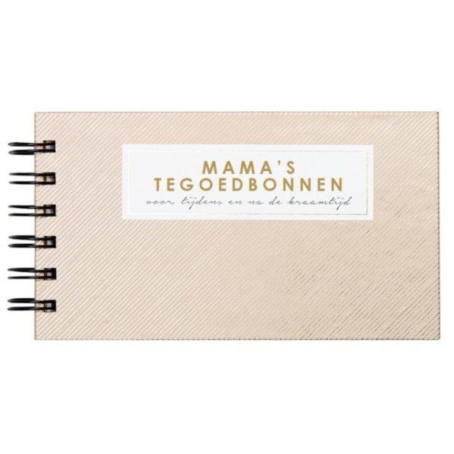 House of products Tegoedbonnenboekje / MAMA