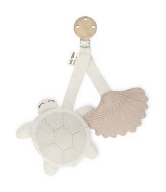 Baby Bello Wagenhanger // Tily the turtle - roze