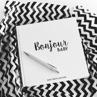 Bonjour to you Babyboek / Baby's eerste jaar