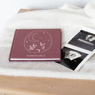 Bonjour to you Herinneringsboek // Miskraam - Zwangerschapsverlies