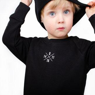 "World of Mina Sweater kids // ""XOXO"" - Gepersonaliseerd"