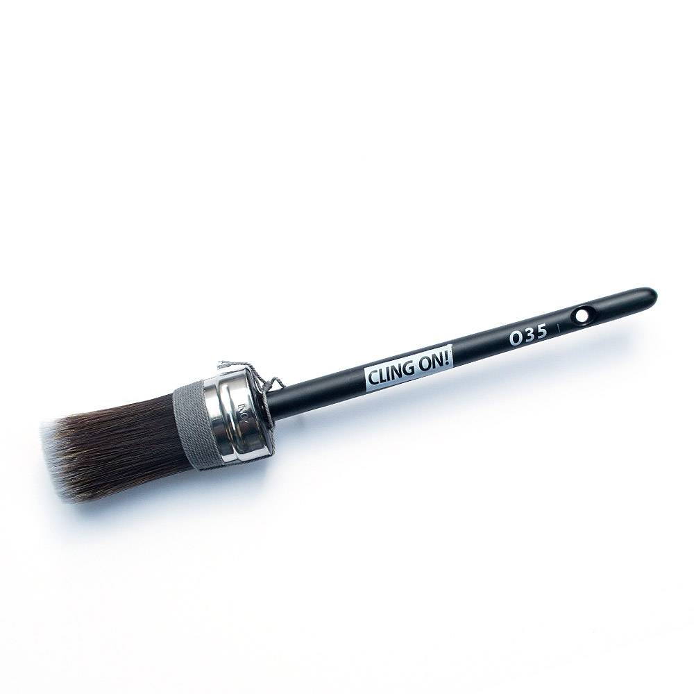 Cling On ClingOn - Oval brush - O35