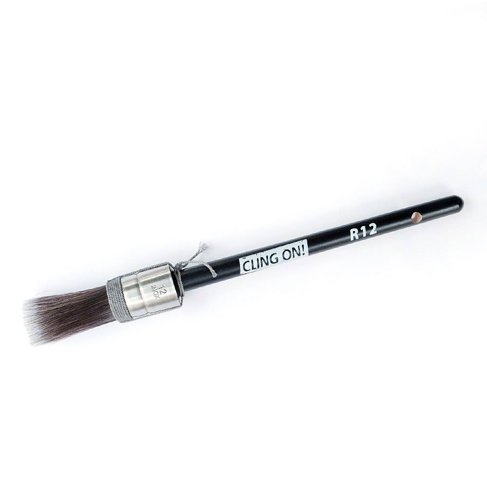 Cling On ClingOn - Round brush - R12
