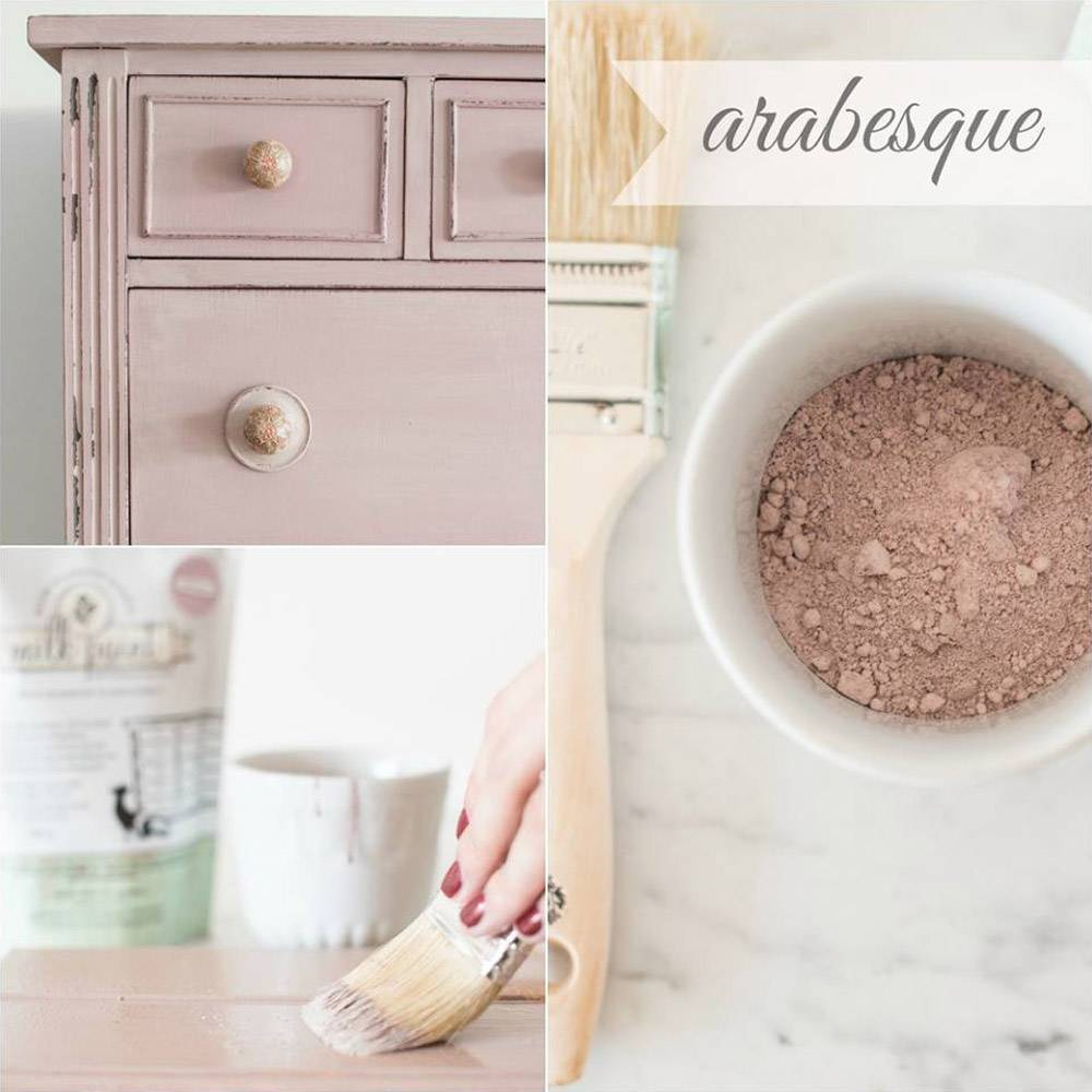 Miss Mustard Seeds Milk Paint MMSMP - Arabesque - 460 gr