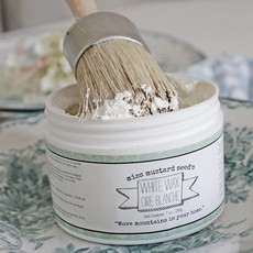 Miss Mustard Seeds Milk Paint MMSMP - White Wax - 200 gr