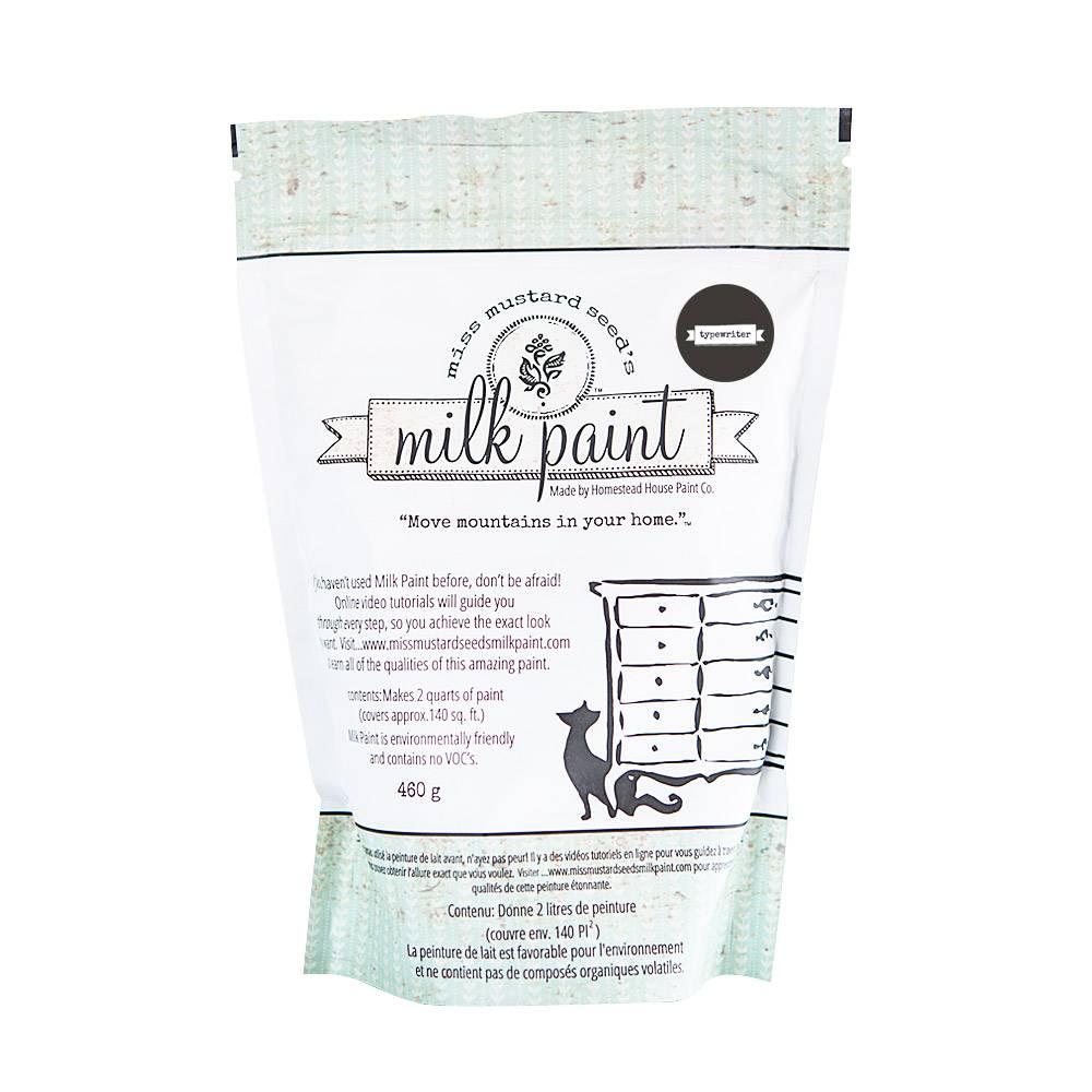 Miss Mustard Seeds Milk Paint MMSMP - Typewriter - 460 gr