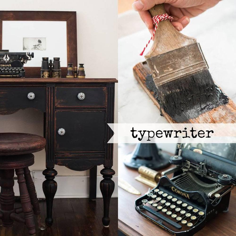 Miss Mustard Seeds Milk Paint MMSMP - Typewriter - 230 gr