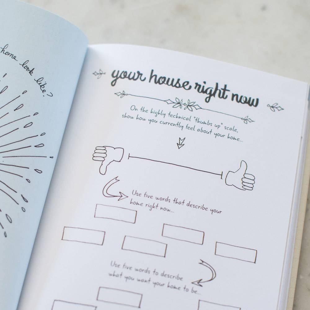 Miss Mustard Seeds Milk Paint MMSMP - The Home Design Doodle Book