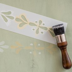 Miss Mustard Seeds Milk Paint MMSMP - Stencil - Nancy