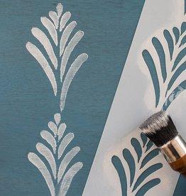 Miss Mustard Seeds Milk Paint MMSMP - Stencil - Linda