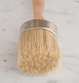 Miss Mustard Seeds Milk Paint MMSMP - Round Natural Wax Brush