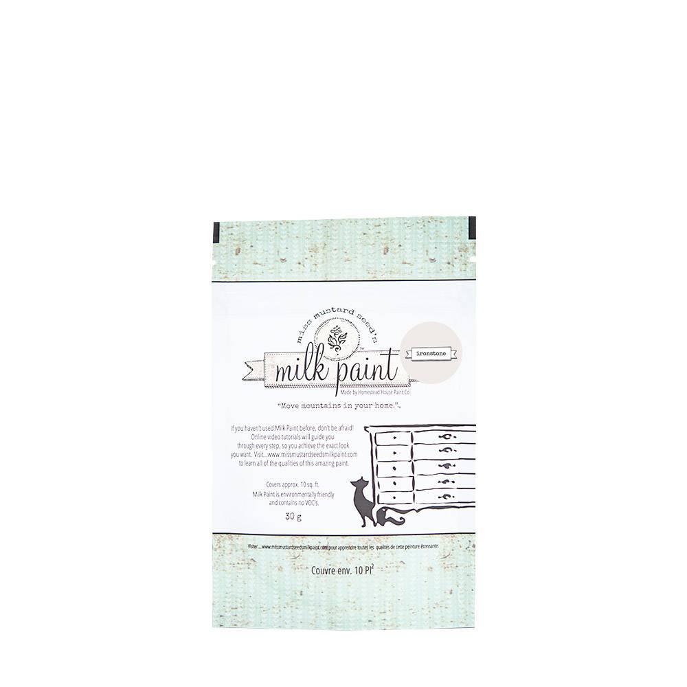 Miss Mustard Seeds Milk Paint MMSMP - Ironstone - 30 gr