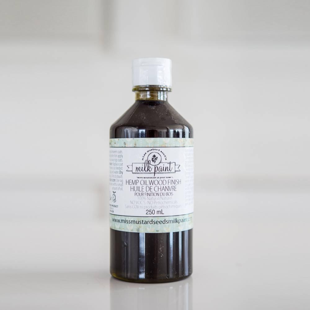 Miss Mustard Seeds Milk Paint MMSMP - Hemp Oil - 250 ml