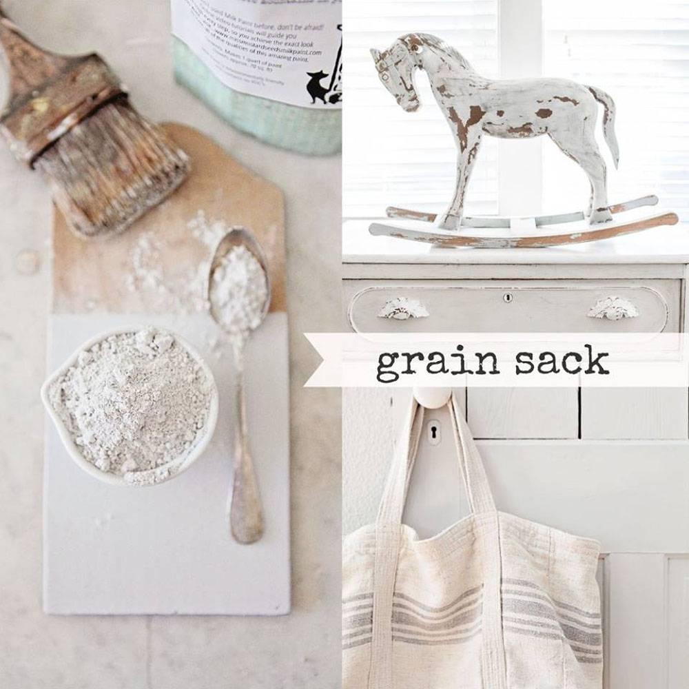 Miss Mustard Seeds Milk Paint MMSMP - Grain Sack - 30 gr