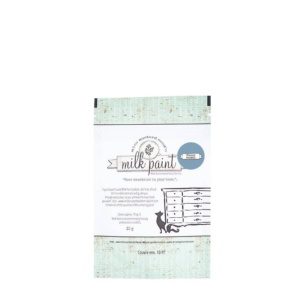 Miss Mustard Seeds Milk Paint MMSMP - French Enamel - 30 gr